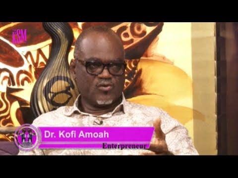 KSM Show- Citizen Kofi talks about his entrepreneurial success with KSM part 1