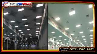 Ceiling Cleaning in Chicago Illinois for a Manufacturing Facility needing Ceiling Cleaning