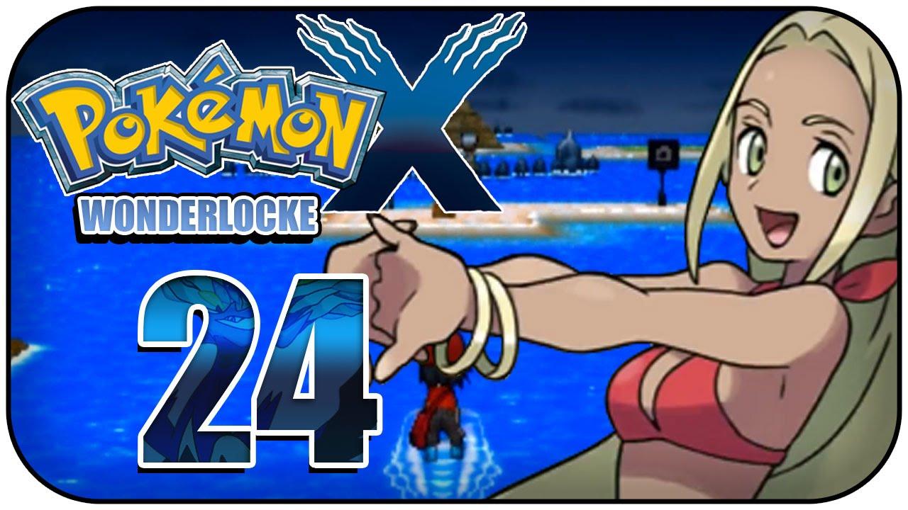 Knackige Schwimmerinnen! - Pokémon X Wonderlocke Challenge