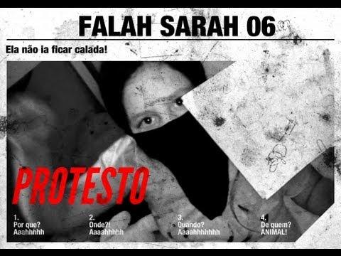 FALAH SARAH - PROTESTO