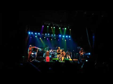 Steel Pulse - Not King James Version (Groove, Buenos Aires, Argentina, 15.11.18) HD