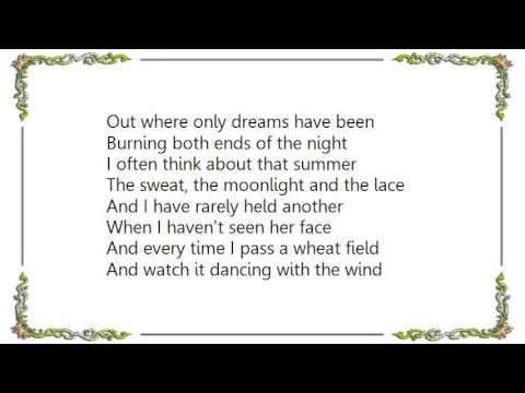 Garth Brooks - That Summer Lyrics