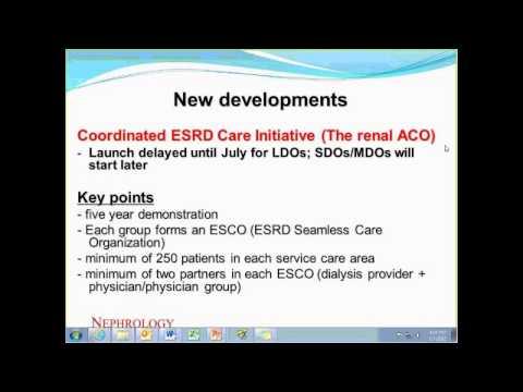 ESRD Policy Updates  Mark Neumann, Nephrology News & Issues
