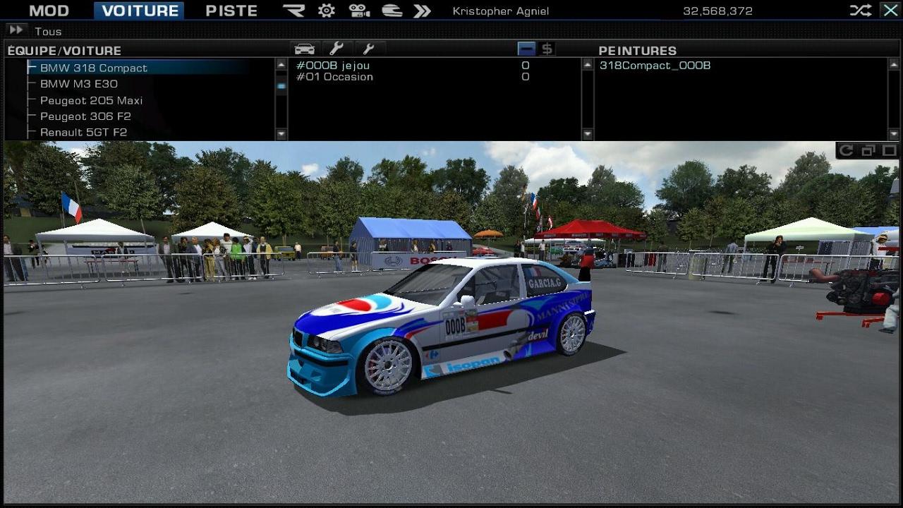 Rfactor rallye