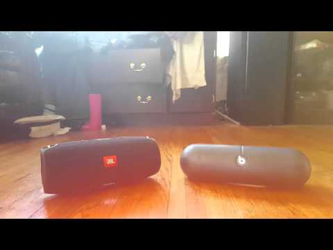 Beats Pill Xl vs JBL Xtreme Sound Test!