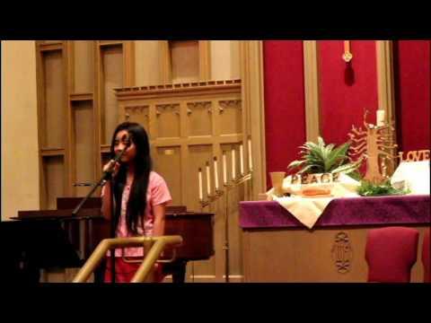 Waterloo Jordan Church Youth Karaoke Song comptition