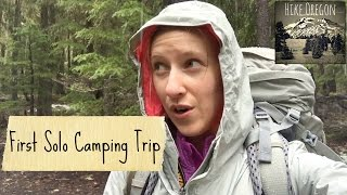 First Solo Camping Trip