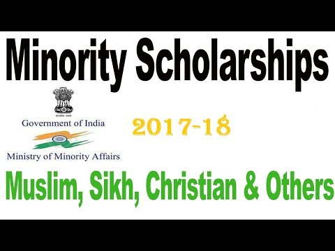 How to Apply pree matric, post matric scholarship in 2017 (step by step)