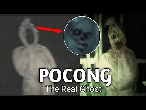 POCONG | The Real Ghost of Indonesia and Malaysia | Creepy1011