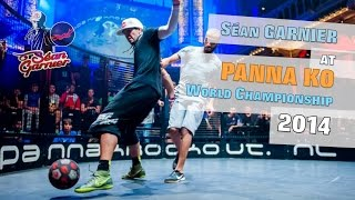 Séan Garnier at Panna KO World Championship 2014