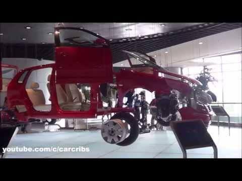 Shanghai Auto Museum Automobile Design Volkswagen Polo