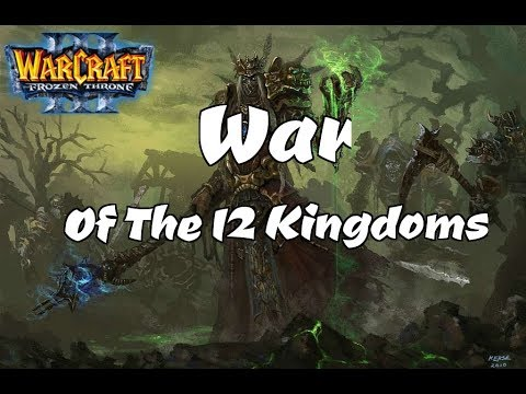 [WC3] War Of The 12 Kingdoms - One On Pink, 2 To Stink