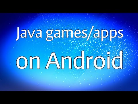 How To Run .jar Apps/games In Android | By AIO