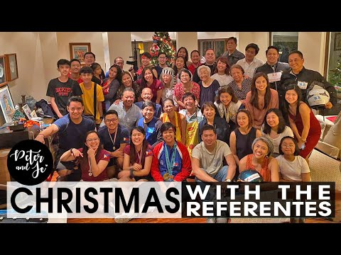 Christmas Celebration with the REFERENTES | Games & Gift ...