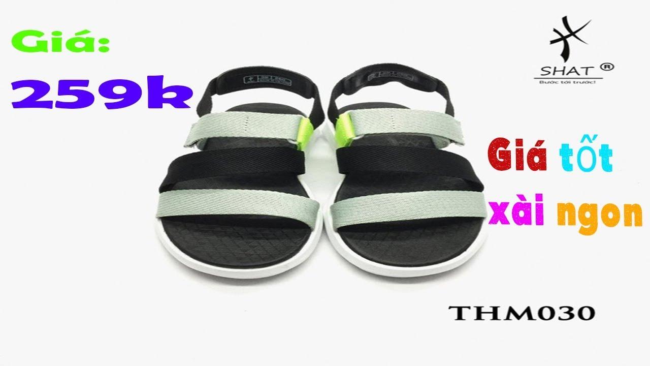 Trên Tay Giày Shat F5 giá rẻ- by DKTeAm Vlogs