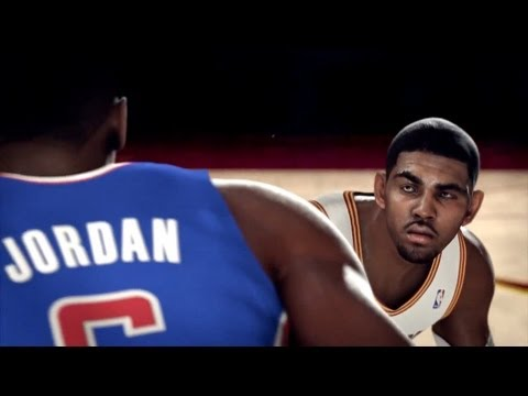 NBA LIVE 14 Official Trailer - Next-Gen Xbox One & PS4 Pre-Alpha Gameplay Feat. Kyrie Irving - E3M13
