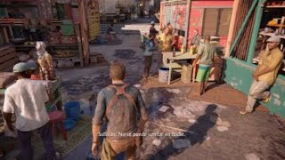 Uncharted 4: A Thief's End How to loose an apple/ Don