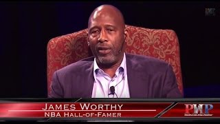 James Worthy Best Interview with Patrick Bet-David (HD)