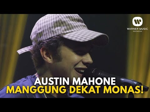 [INTIMATE SHOWCASE - AUSTIN MAHONE] MMM YEAH