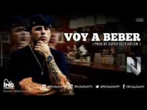 Voy a Beber - Nicky Jam (Original) (Video Music) (Con Letra) ► REGGAETON 2013 Videos De Viajes