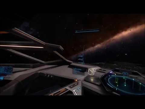 Anaconda Cockpit Shadow Bug Report Video Elite Dangerous Youtube