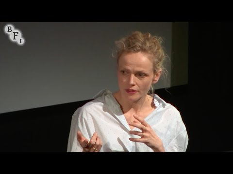 Maxine Peake keynote   Working Class Heroes at the BFI