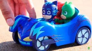 ГЕРОИ В МАСКАХ против злодеев! Детский канал про мультики и про игрушки: ПОХИЩЕНИЕ СОВОЧКА!