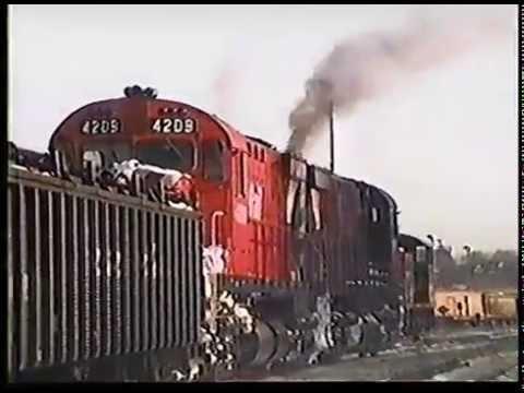 Railfan Ontario Pt-1 (Tour Of Ontario)