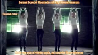 Song Eun Yi & SeungHyun - Age-Height MV Sub Español