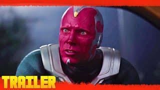 WandaVision (2020) Marvel Tráiler Oficial Español Latino