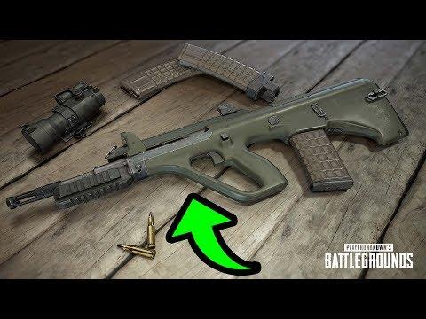 🔥 TWO NEW GUNS & VAULTING, CLIMBING - PUBG Battlgrounds Test Server - NEW UPDATE