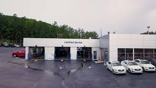 Welcome to Riverside Chevy Cadillac