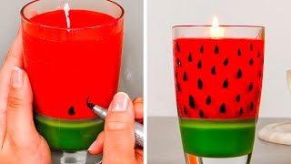 31 AMAZING CANDLE DIYS FOR YOUR HOME DECOR