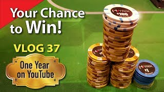 Your Chance to Win! – Poker Vlog 37