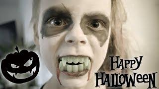 SO haben WIR Halloween gefeiert! 😱👻🎃