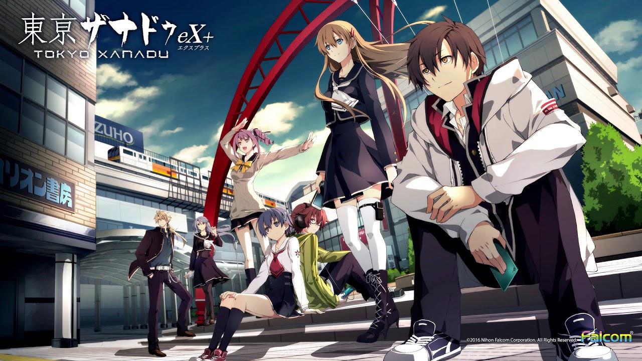 Download Tokyo Xanadu eX+ OST - X.R.C - Extended