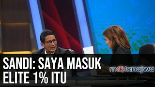 Download Video Sandi Sandiaga Uno: Saya Masuk Elite 1% Itu (Part 5) | Mata Najwa MP3 3GP MP4