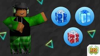 ROBLOX R2DA - Rhisnow Boss & Gifts