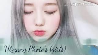 Ulzzang's photos (girls)