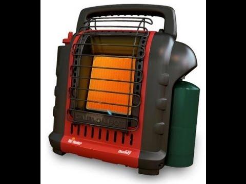 Mr. Heater Buddy Indoor Heater Review