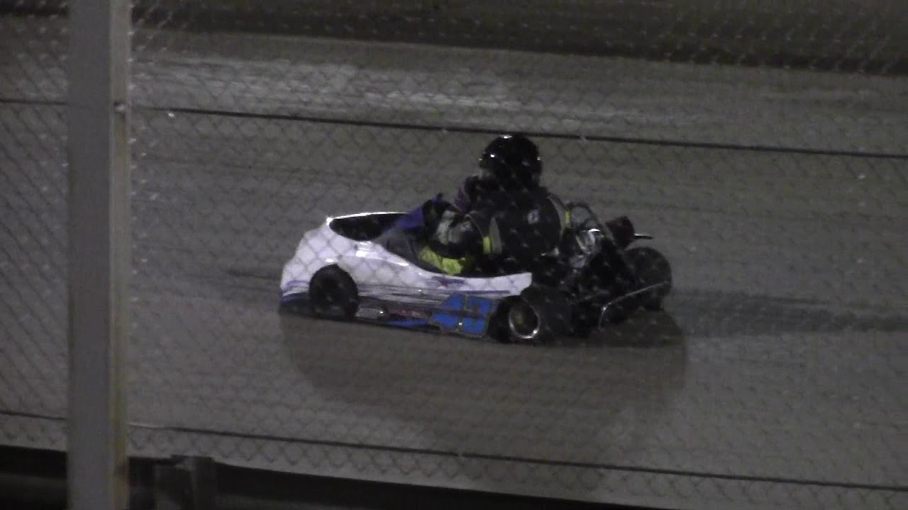 Go Karts Columbus >> Jarrett At Columbus Speedway Youtube