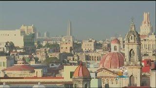Streets Of Havana Quiet On News Of Castro