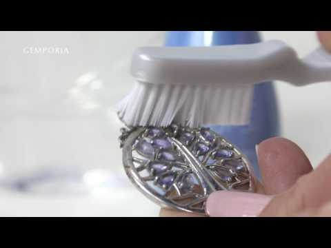 Connoisseurs Jewellery Cleaning Dazzle Drops Silver