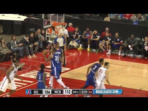 Cristiano Felicio posts 20 points & 12 rebounds vs. the 87ers, 11/26/2016