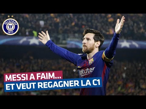 FC Barcelone : Messi à la reconquête de la Ligue des champions
