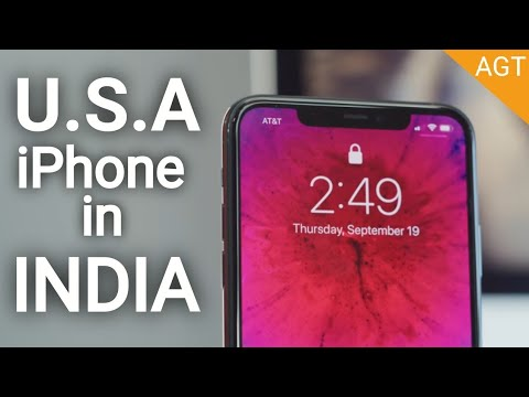 Buying IPhone From USA & Using It In INDIA ?