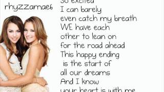 Wherever i Go - Hannah Montana (Lyrics)