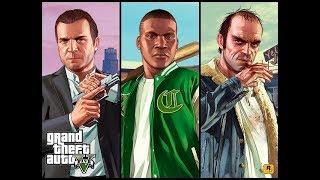 Grand Theft Auto V [#9] - Problemy rodzinne Michaela i yoga