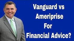 How Does Vanguard Compare to Other Firms for Financial Advice?