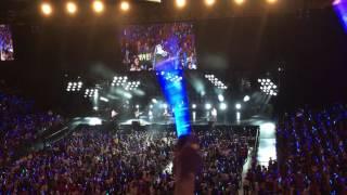 """20160601 五月天 Just Rock it HK """"牙關大合唱五月天伴奏"""""""